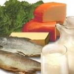 mlečni izdelki so bogat vir kalcija