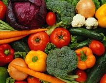 barvila v sadju in zelenjavi so zdravilna