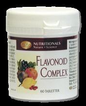 flavonoid ščiti vodni del telesa