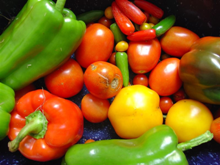 zelenjava je zdrava