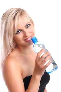drink water on empty stomach